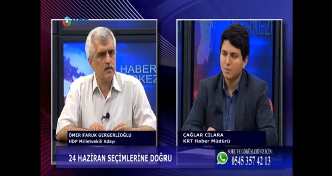 HDP'DEN ADAY OLAN ESKİ MAZLUM DER BAŞKANI: TARİKATLAR...