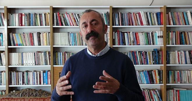 'Komünist Başkan' Tunceli'den aday