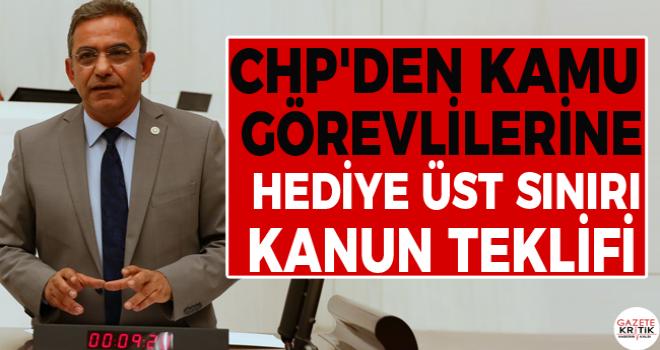 CHP'DEN KAMU GÖREVLİLERİNE HEDİYE ÜST SINIRI...