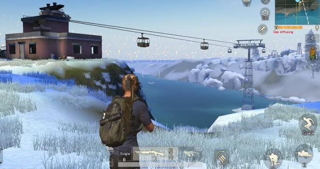 PUBG için yeni kar haritası yayınlandı