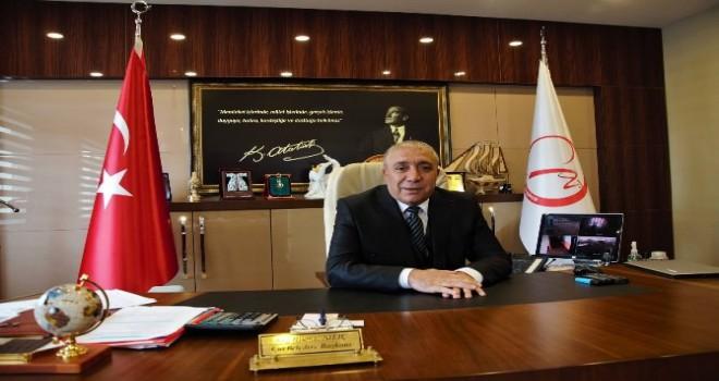 Çat Belediye Başkanı Arif Hikmet Kılıç'tan,...
