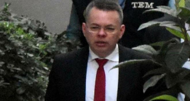 Savcıdan Brunson ile ilgili mahkumiyet kararına...