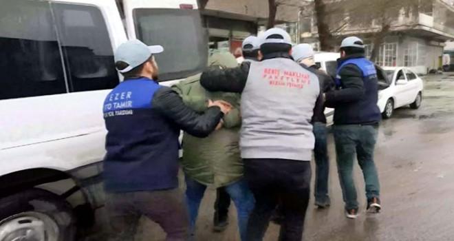 Ankara'da sahte kredi kartı çetesi çökertildi:...