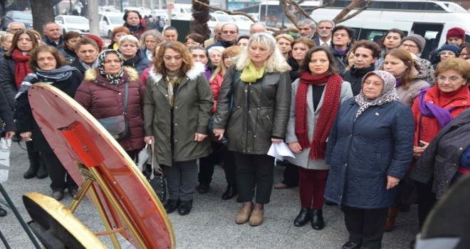 CHP'li Kadınlardan Ata'ya Şükran