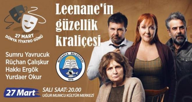 LEENANE'İN GÜZELLİK KRALİÇESİ, 27 MART DÜNYA...
