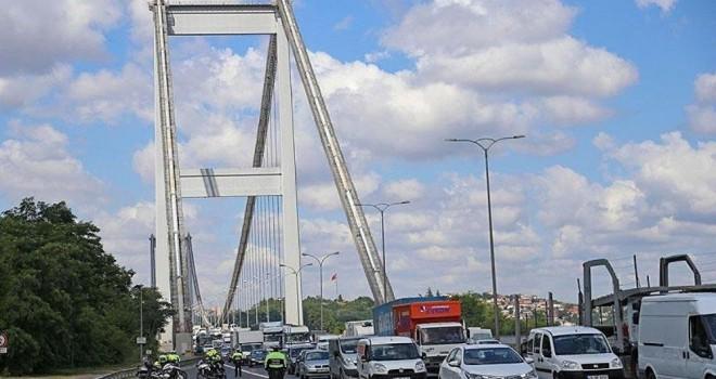 Köprü ve otoyol ücretlerine yılbaşında zam yok