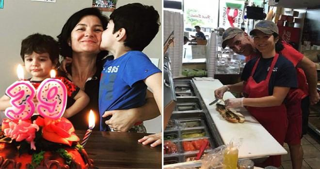 ABD'de restoran zinciri sahibi Türk iş kadını...