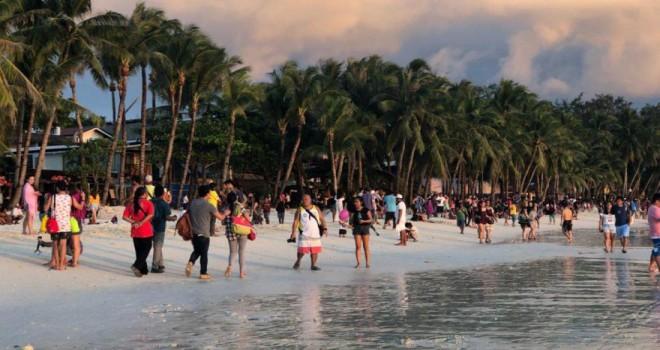 Turizm cennetinde 6 ay sonra bir ilk