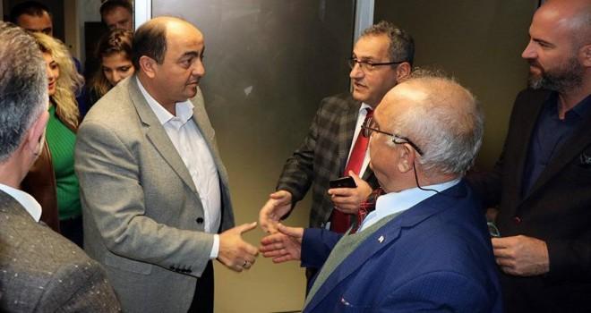 CHP'li belediye başkanı, AKP'ye geçti!