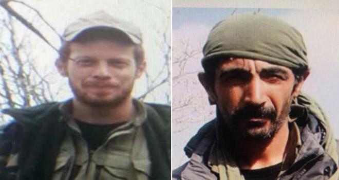 Şırnak'ta öldürülen 2 terörist, PKK'nın sözde...