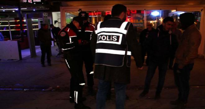 Ankara'da 'Huzur Kocatepe Operasyonu'