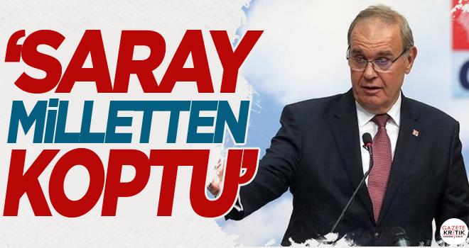 CHP'Lİ FAİK ÖZTRAK: TÜRKİYE EKONOMİSİ YENİ...