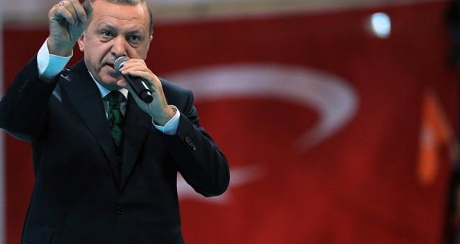 Erdoğan'dan AK Parti il ve belediye başkanlarına:...