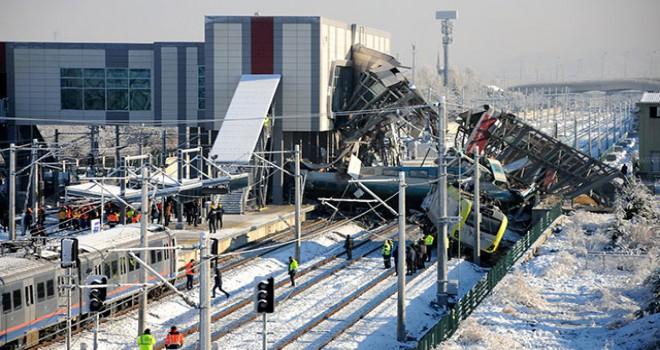 TCDD Bölge Müdürü, tren kazasında makasçı ve...