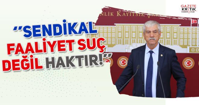 CHP'Lİ KANİ BEKO:CEZAEVİNDE BULUNAN 3. HAVALİMANI...