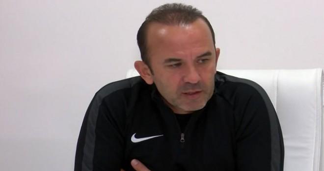 BB Erzurumspor Teknik Direktörü Özdilek: Hiçbir...