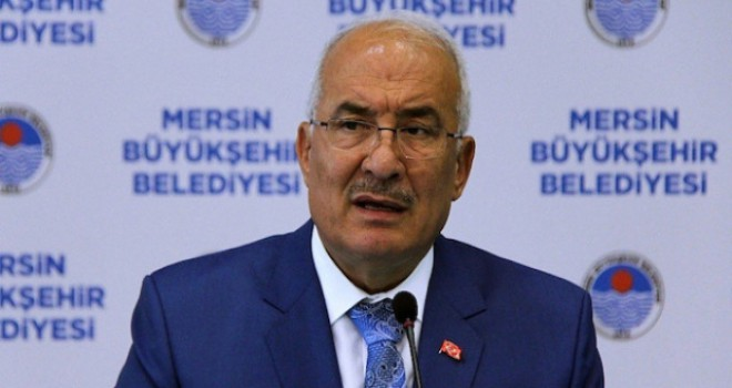 MHP'den istifa etmişti; Mersin Büyükşehir Belediye...