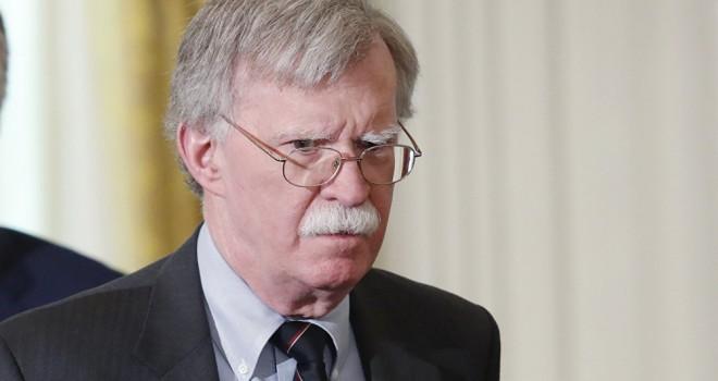 Beyaz Saray Ulusal Güvenlik Danışmanı Bolton Suriye'de...