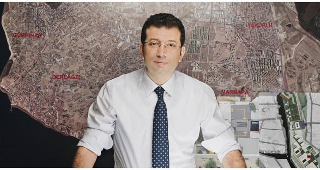 İmamoğlu projelerini anlattı: Beylikdüzü'ne metro...