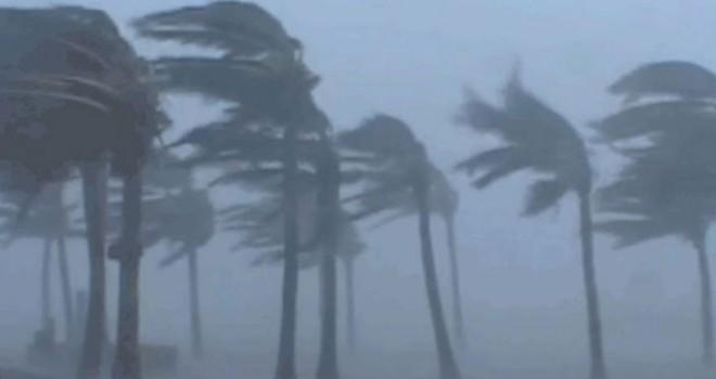 Meteoroloji'den İstanbul ve Çanakale için fırtına...