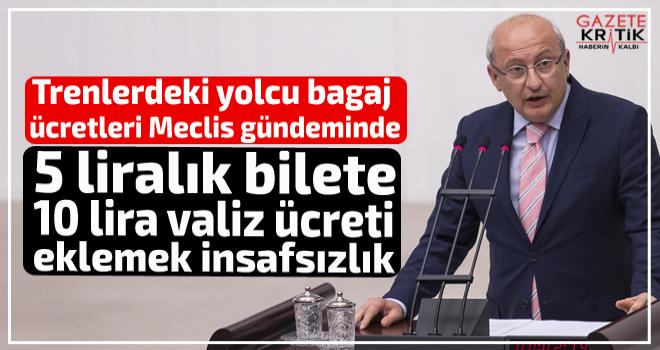 CHP'li Çakırözer: Vatandaşı mağdur eden fahiş...