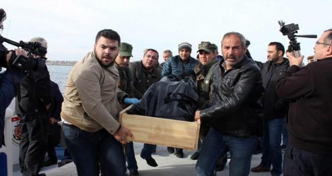 Şile'de 9 kişiye mezar olan gemiyi ihmaller batırmış
