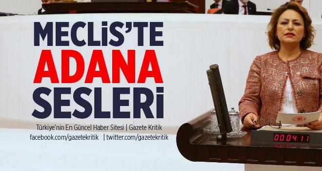 2019'UN İLK TOPLANTISINDA ADANA SESLERİ...