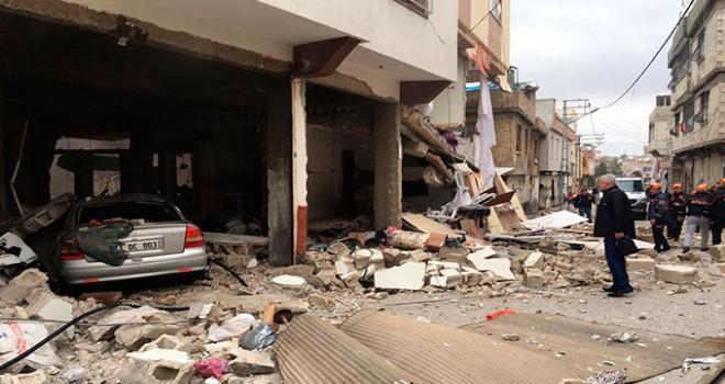 Gaziantep'te patlama: Yaralılar var