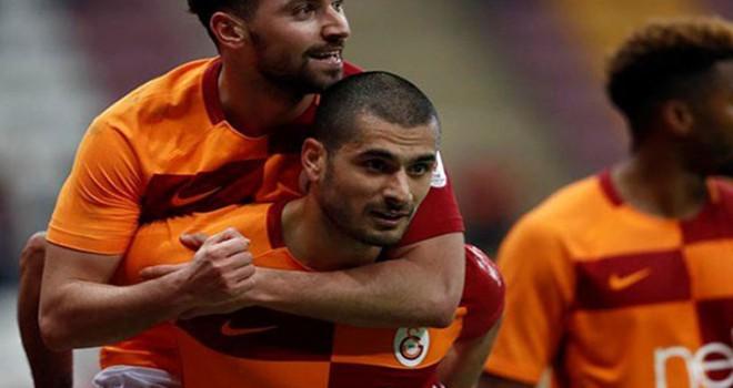 3 büyüklerin en golcüsü Eren Derdiyok!