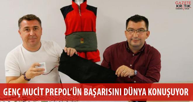BOŞNAK KÖKENLİ İZMİR'Lİ GENÇ GİRİŞİMCİ'DEN...