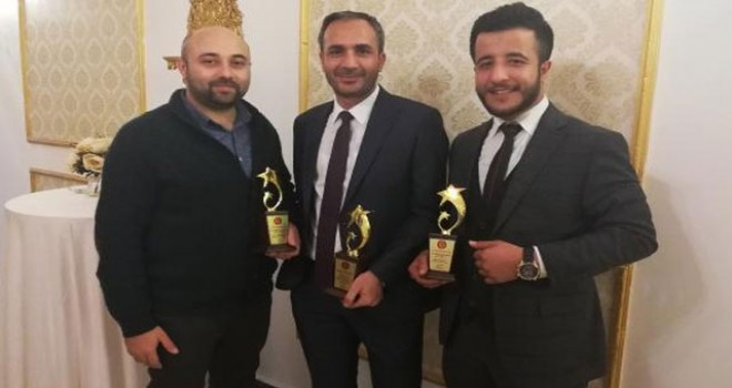 GGC'den, DHA'ya 3 ödül
