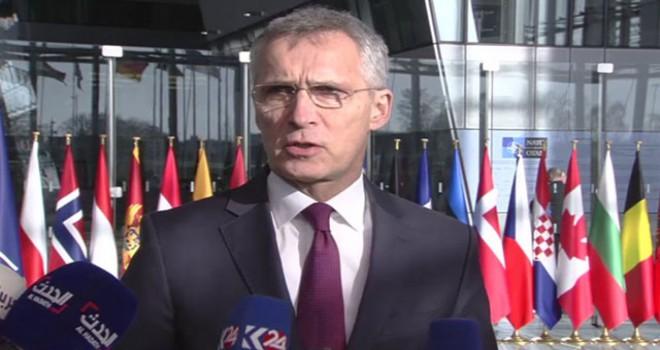 Stoltenberg: Güvenlik sorunlarını ele alacağız