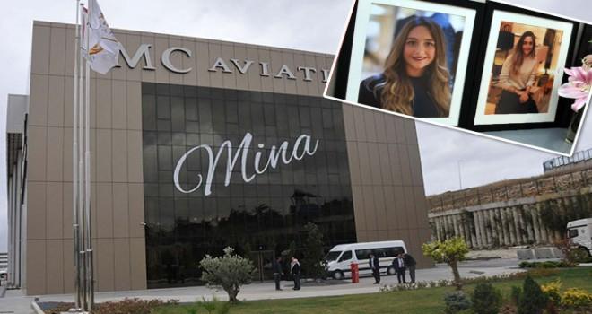Mina Başaran'ın hayatını kaybettiği uçak kazasıyla...