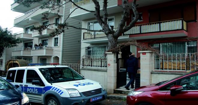 Sarıyer'de banka müdürü evinde ölü bulundu