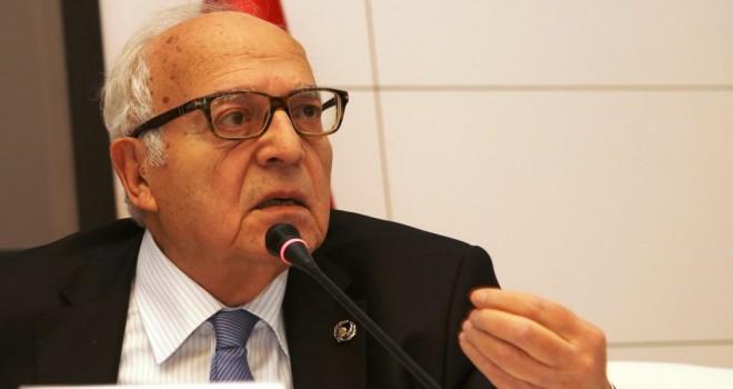 Yargıtay Onursal Başsavcısı Sabih Kanadoğlu:Artık inisiyatif muhalefet cephesinde