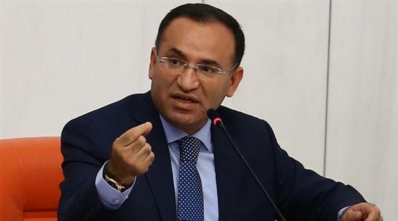 Adalet Bakanı'ndan önergeye 'sözde yanıt'