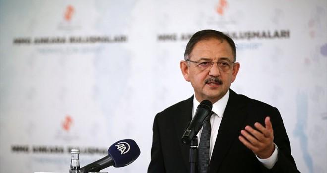 AK Partili Özhaseki'den İzmir anketi yorumu: Orada...