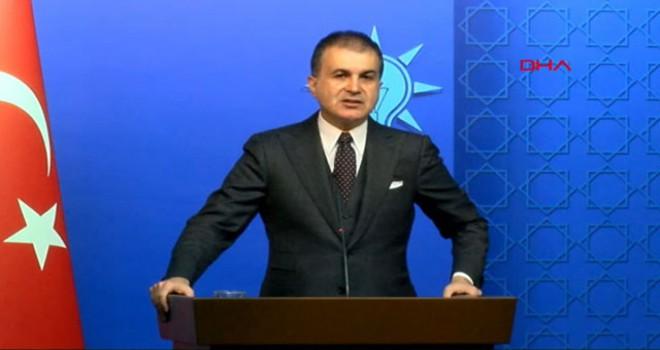AK Parti Sözcüsü Çelik: Rusya'ya heyet cumartesi...