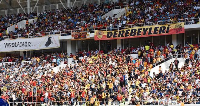 Taraftarlardan, Yeni Malatyaspor-Beşiktaş maçına...