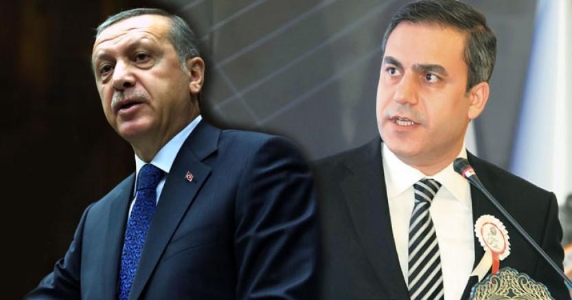 AKP, MİT'in yapısını değiştiriyor: Erdoğan'a bağlı olacak