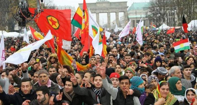Almanya PKK yasağının kapsamını genişletti