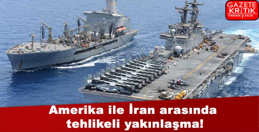 Amerika ile İran arasında tehlikeli yakınlaşma!