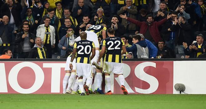 Fenerbahçe - Anderlecht: 2-0