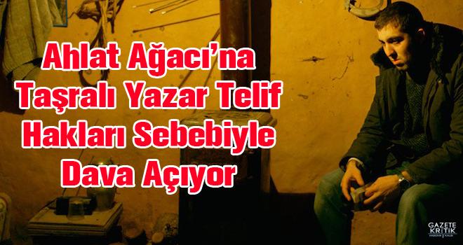 Ahlat Ağacı'na Taşralı Yazar Telif Hakları Sebebiyle...