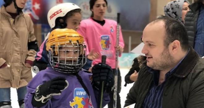 Buz Hokeyi Gençler Ligi start alıyor