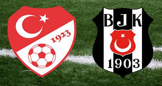 TFF ve Beşiktaş Göksel Gencer için başsağlığı...