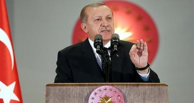 Erdoğan: Belediyelerdeki FETÖ kalıntıları tasfiye...