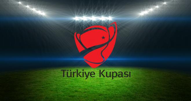 Türkiye Kupası'nda son 16 turu programı belli oldu