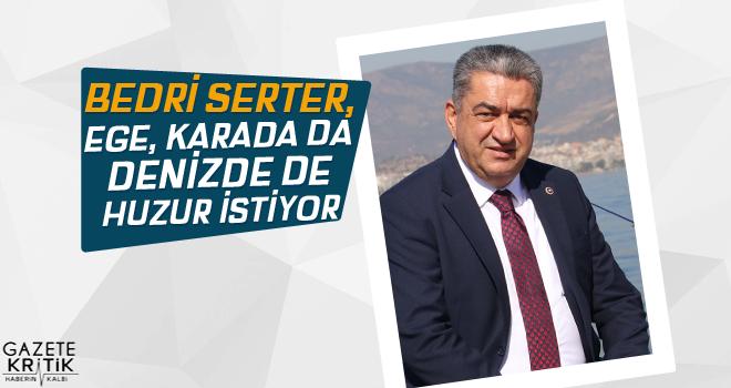 CHP'li Vekil Serter'in kaçak göçmen isyanı