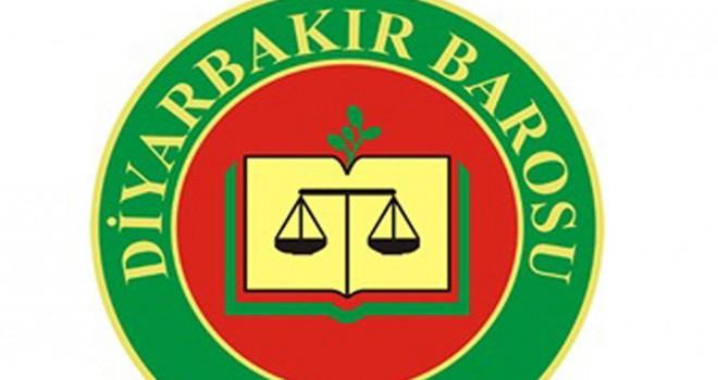 Diyarbakır Barosu hakkında TCK 301 gereğince soruşturma